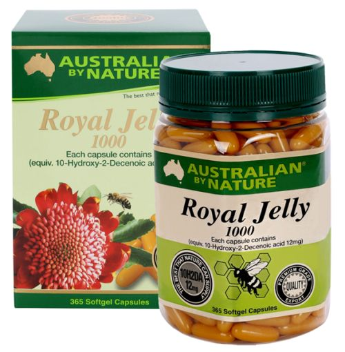 Just listed on our website: ROYAL JELLY 1000M... Check it out here! http://www.thegamescorner.com.au/products/royal-jelly-1000mg-365-capsules-australian-by-nature?utm_campaign=social_autopilot&utm_source=pin&utm_medium=pin