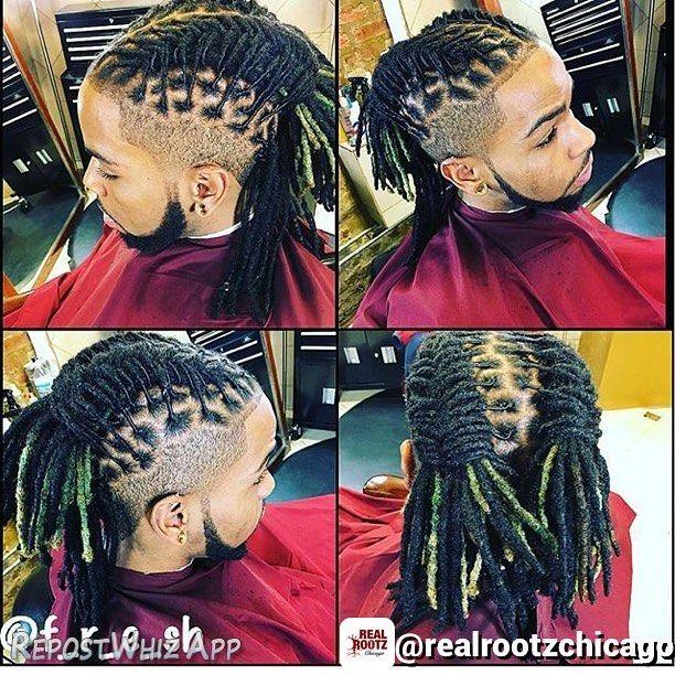 By Realrootzchicago Via Repostwhiz App Realrootz F R E Sh Chicagodreads Men Dreadlock Hairstyles For Men Dreadlock Hairstyles Black Dreadlock Hairstyles
