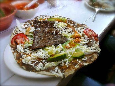 Cinco lugares típicos para comer en Oaxaca