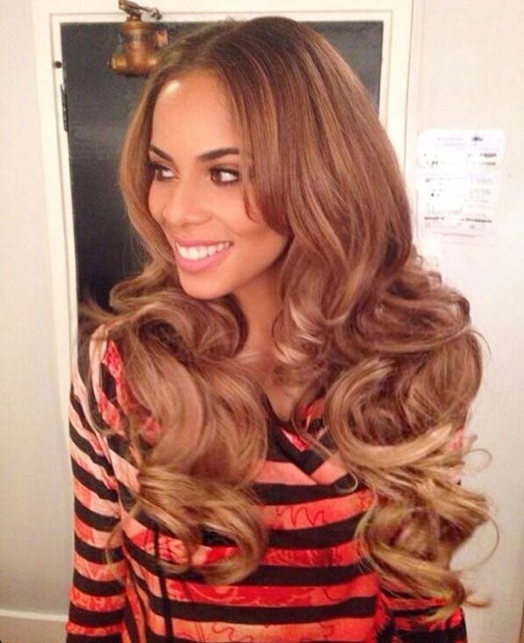 Admirable 25 Best Ideas About Bouncy Curls On Pinterest Big Bouncy Curls Short Hairstyles For Black Women Fulllsitofus