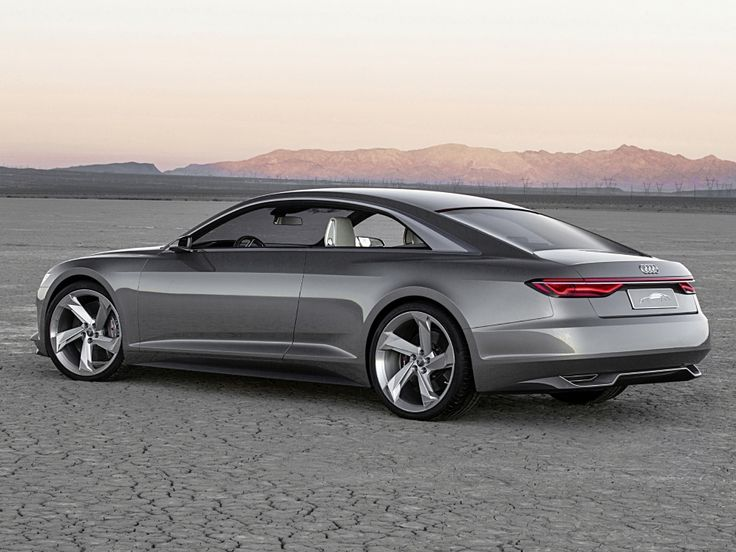 Audi prologue: Design-Studie zeigt Luxus-Coupé A9