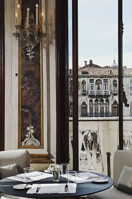 {travel inspiration | places : aman canale grande hotel, venice, italy}13 by {this is glamorous}, via Flickr