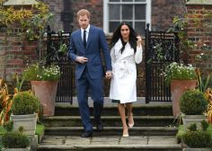 When Is The Royal Wedding? Date And Venue For Prince Harry And Meghan Markle's Big Day Announced