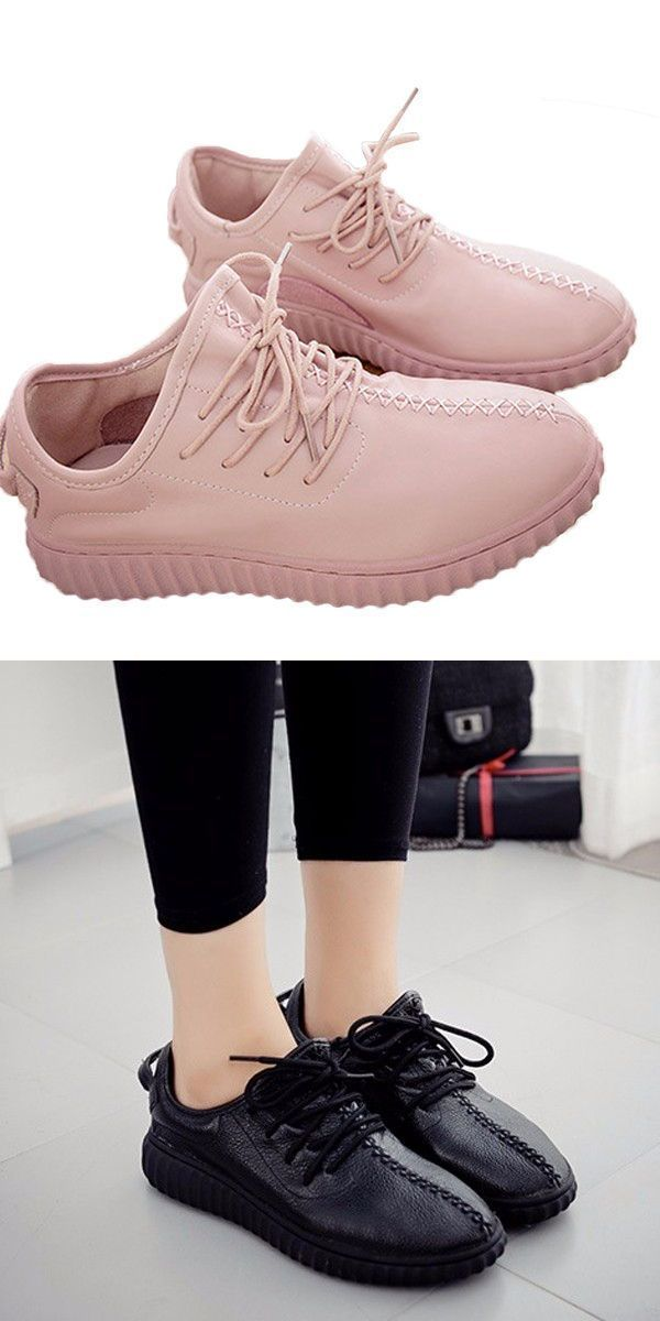 Women casual shoes lace up outdoor breathable fashion flats loafers flat shoe styles #flat #loafers #womens #uk #flat #shoe #clearance #flat #shoe #cute #flat #shoe #sale #uk