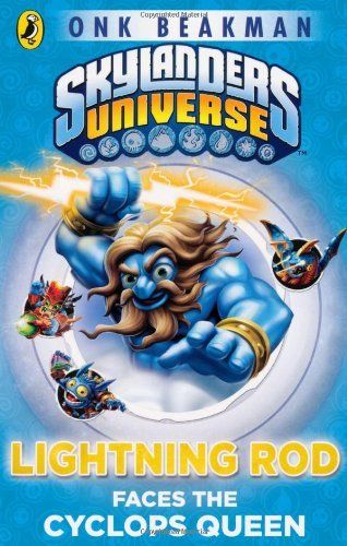 Skylanders Mask of Power: Lightning Rod Faces the Cyclops Queen: Book 3:Amazon.co.uk:Books