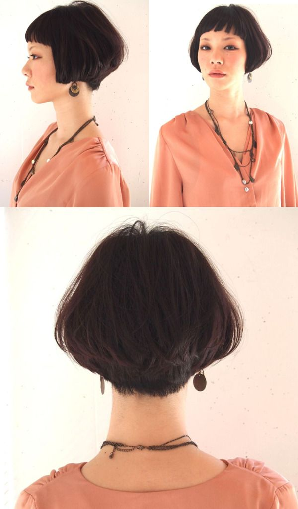 bob haircut with bang best 25 bob haircut bangs ideas on 2680 | 56f3f110584d1efe48c1f40d0620b305 summer haircuts trendy haircuts