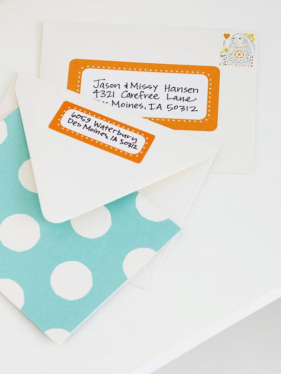 23 Best Address Labels: Free Address Label Templates Images On