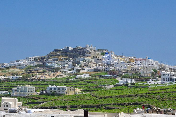 Why you should visit it:  this castle is in Pyrgos Village which is by itself a great visit and a really picturesque location.