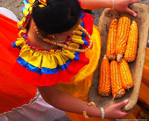 Fiestas del Maiz 2012 Sonson Antioquia