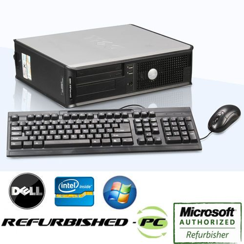 REFURBISHED DELL OPTIPLEX 745 PC with Windows 10. (1) Dell Optiplex Desktop PC. (1) Pre-installed Microsoft Windows 7 Home Premium. Microsoft Windows 10 Home Premium. Not Included. LCD Monitor Microphone In. | eBay!