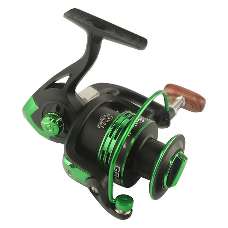 The Best Thing About A Spinning Reel Is Its Great Features At An Affordable Price