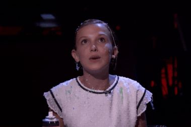 Watch 'Stranger Things' Millie Bobby Brown Turn Into a Rap God on Jimmy Fallon