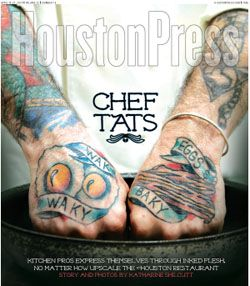 Chef Tats: In Their Own Words - Eating Our Words