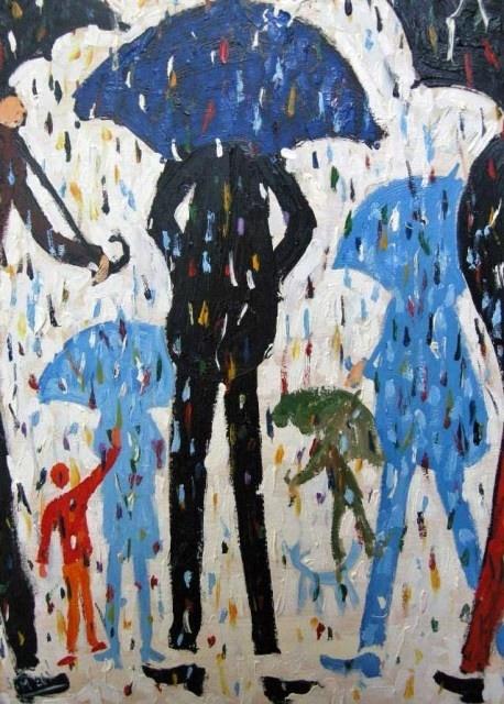 Northern Rain - Simeon Stafford