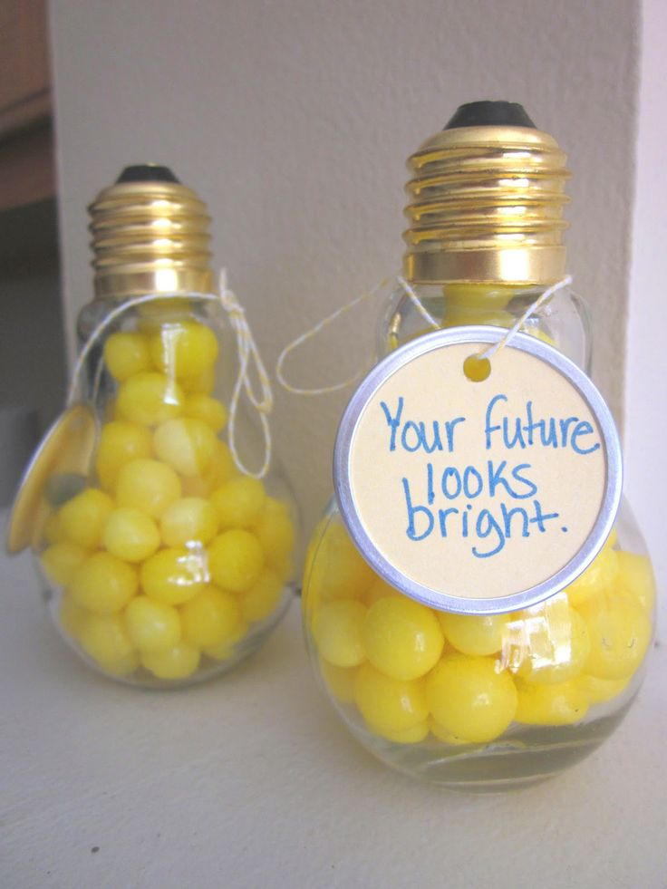 """Embellishing Life: a gift for a """"bright"""" graduate"""