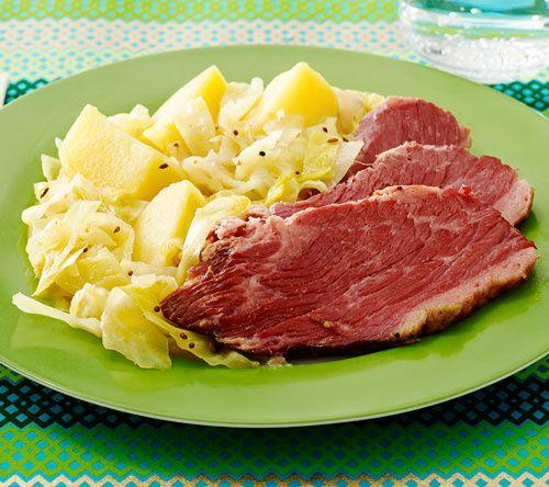 Clinton Kelly Slow Cooker Corned Beef