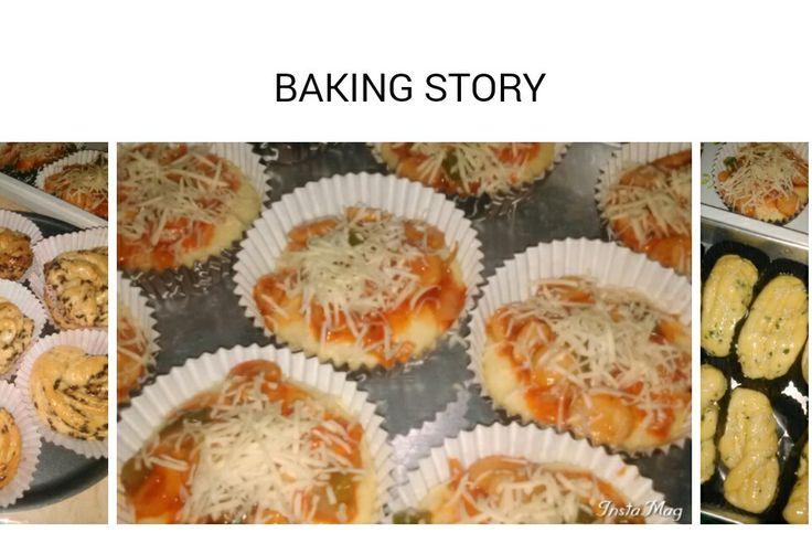 my bread story...maret 2016