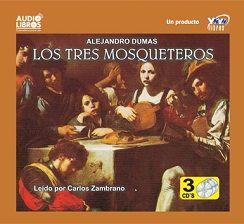 [Novela] Los tres mosqueteros [D`Artagnan ][Español][Voz real][Mp3]