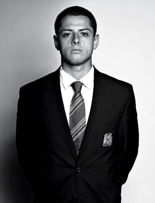 Javier Hernandez only one of the greatest soccer players ever!