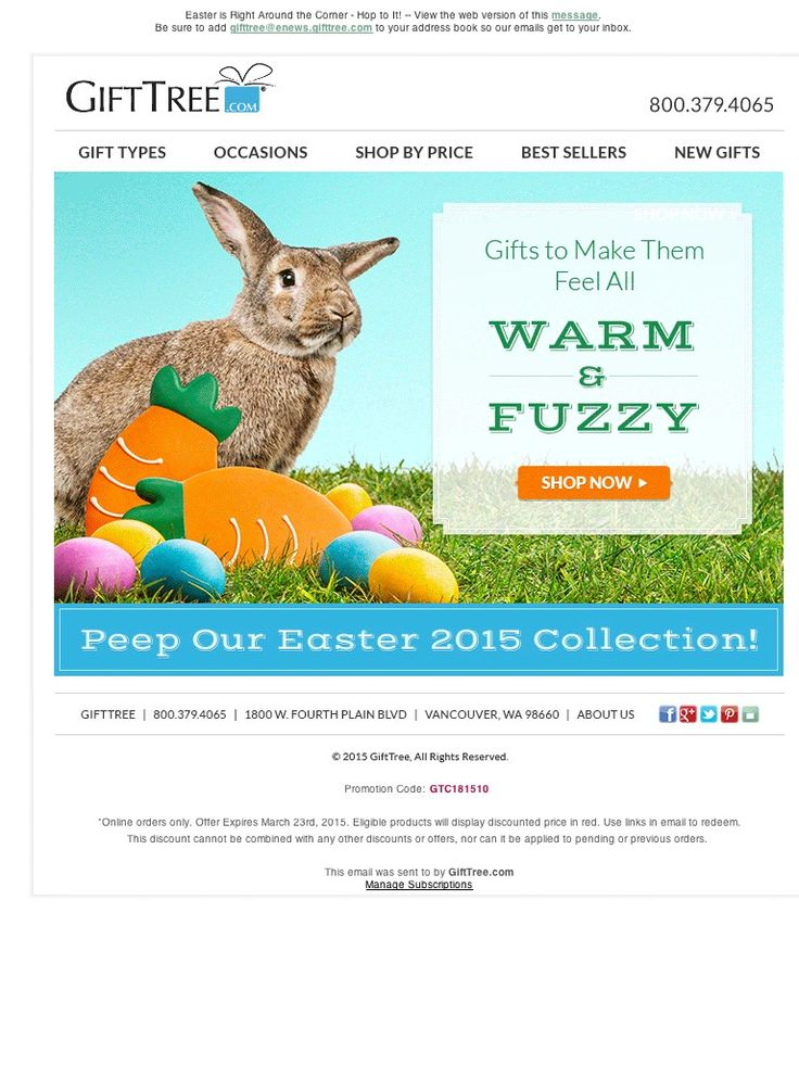 9 best email easter images on pinterest easter milling and coding gifttree egg citing easter preview negle Image collections