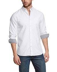 Acheter chemise à manches longues blanche hommes: choisir chemises à manches longues blanches les plus populaires des meilleures marques | Mode hommes