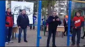 Сергей Резник, Общественная организация, Наш Новомосковск, мэр, выборы мэра, мэр Новомосковска, Новомосковск