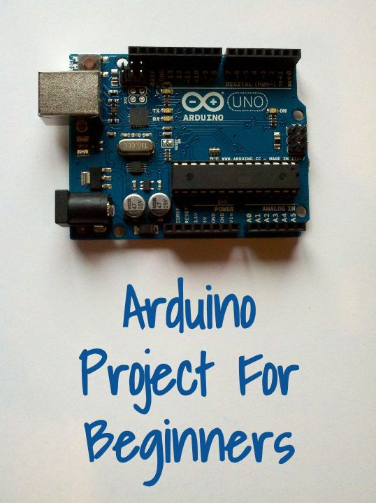 Cool Stuff 2 Do 4 Kids: Arduino Project For Beginners