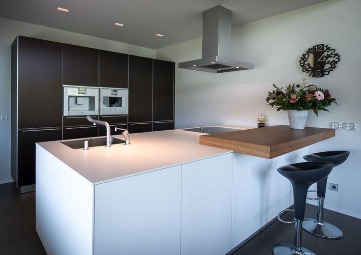 Meer dan 1000 idee n over modern keukenontwerp op pinterest keuken interieur keuken ontwerpen - Keukenontwerp ...
