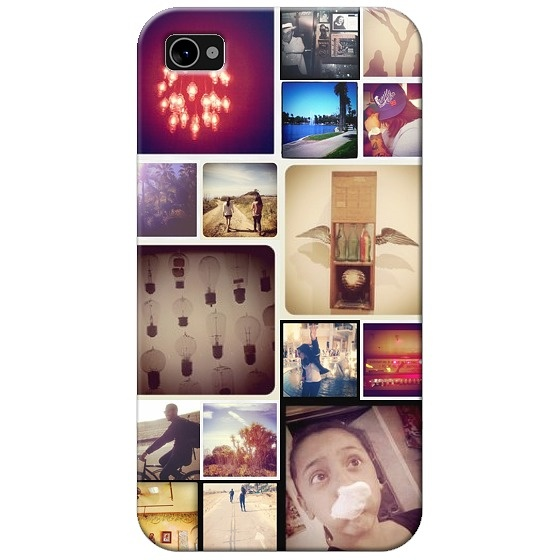 Casetagram :: Your custom iPhone case with your Instagram photos: Facebook Photos, Instagram Photos