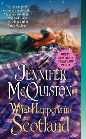 What Happens in Scotland (Second Sons, #1)
