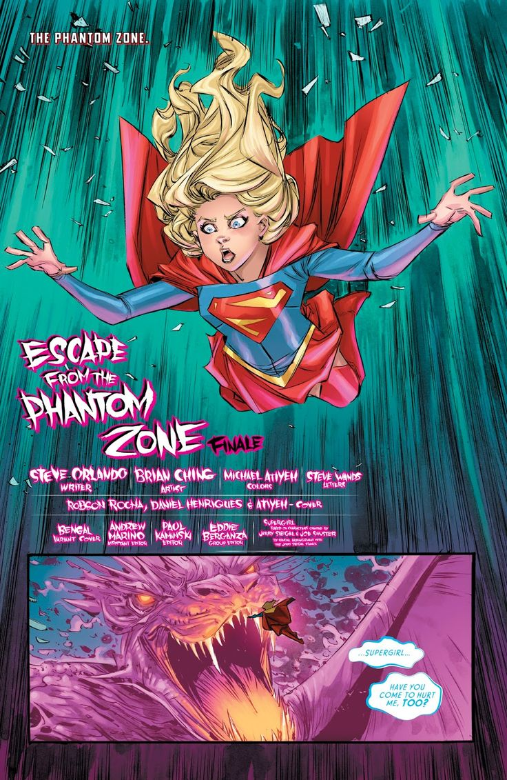 Supergirl (2016) Issue #11 - Read Supergirl (2016) Issue #11 comic online in high quality