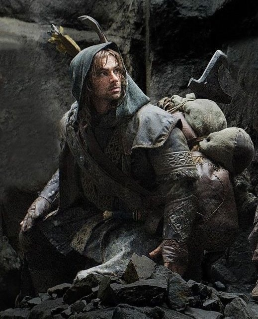 One more of Kili, perhaps it is now my mission to pin every new picture of Kili that I find! :)