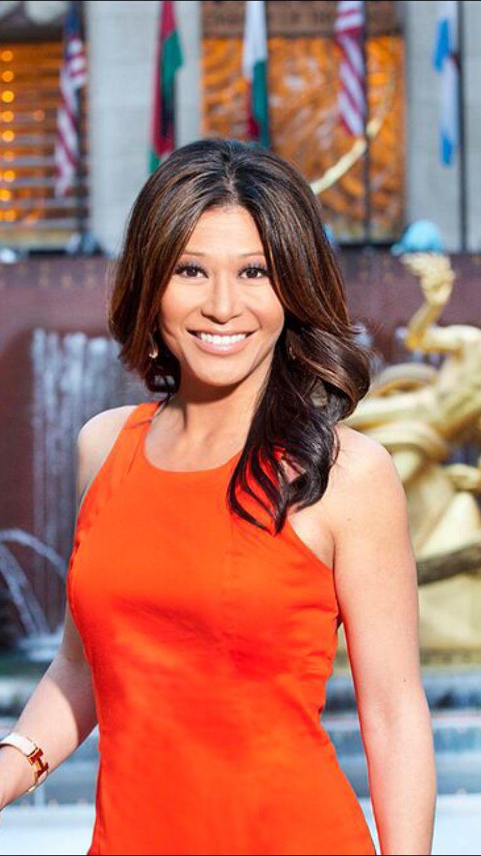 Fashionista News Anchor Frances Rivera New York Stunning