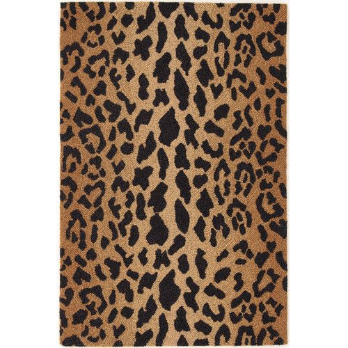 1000 Ideas About Animal Print Rug On Pinterest Door