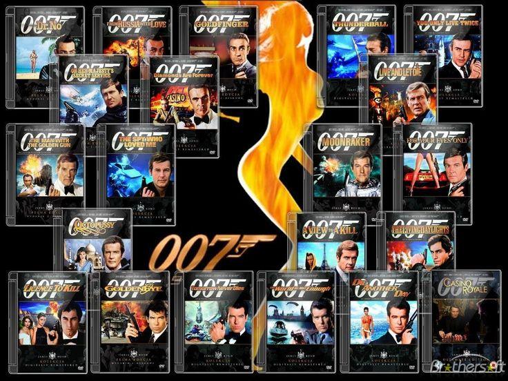james bond  | 50 Jahre James Bond ~ Torgen am Morgen
