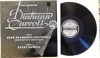ORINDA Limited Edition Diahann Carroll & Ellington Orchestra Ethel Waters Music