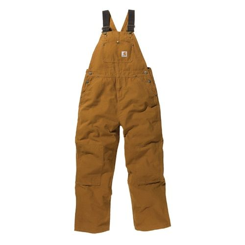 Carhartt Insulated Duck Overalls, 08