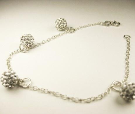 Bracelet orné de sphères étoilées | Colorient.com