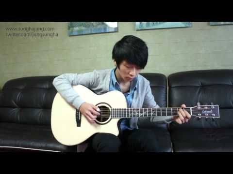 """""""Blue"""" - Sungha Jung acoustic guitar cover of Big Bang  ---so nice // one of my favorite covers by him"""