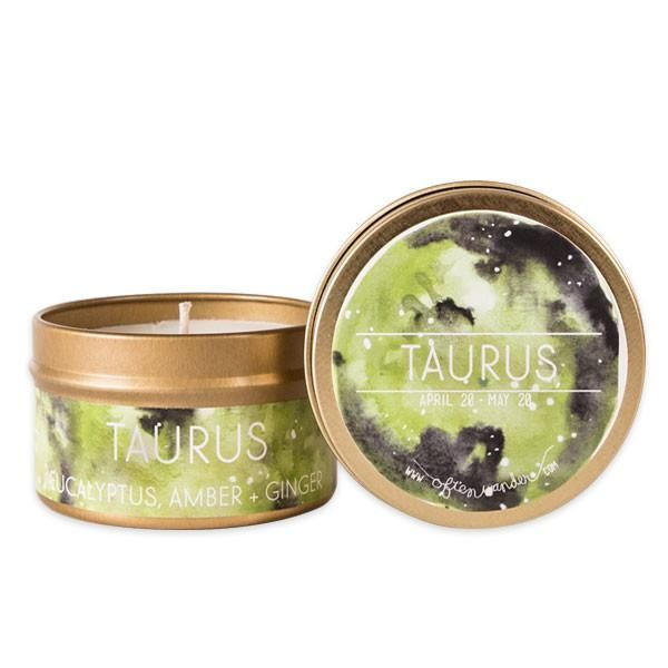 Astrological Candle - Taurus [APRIL 20 - MAY 20]