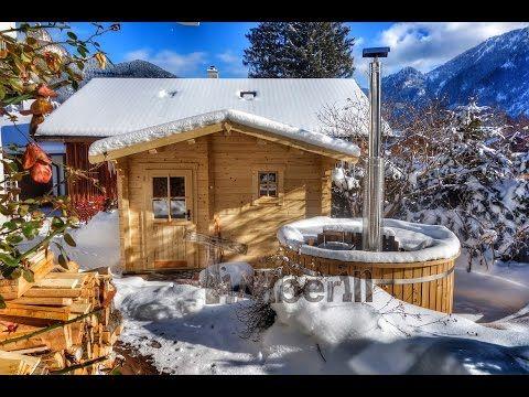 Bain Nordique Suédois Scandinave Norvegien Finlandais | Spa en Bois