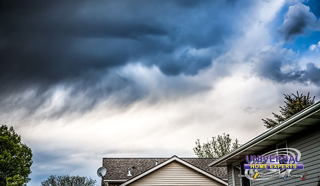 Lightning Safety Awareness Week - Home Services