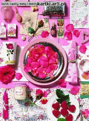 Romantic Roses kompozycja i fotografia Andrea Tilk