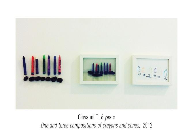 laboratori d'arte per bambini Tre colori sul comò - MuGa Multimedia Gallery