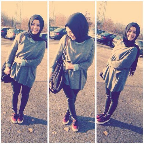 Fashion hijab style