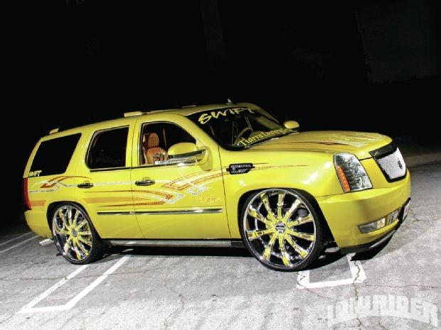 2007 Cadillac Escalade - Lowrider Magazine