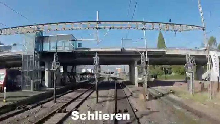 Zurich - Lausanne