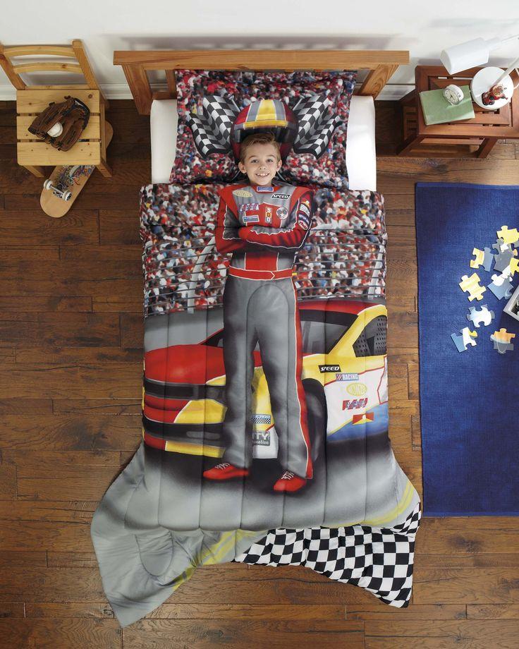 Race Car Bedroom Ideas: Kids Perfect Racing Bedroom
