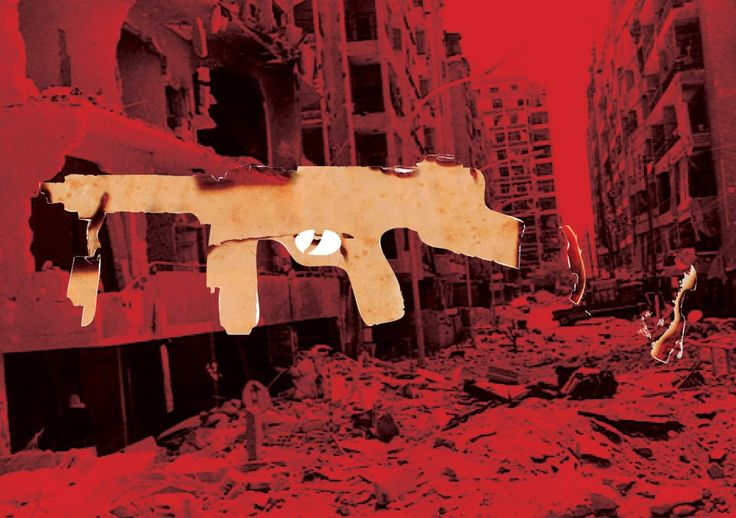 Tammam Azzam - Syrian Artist Madness