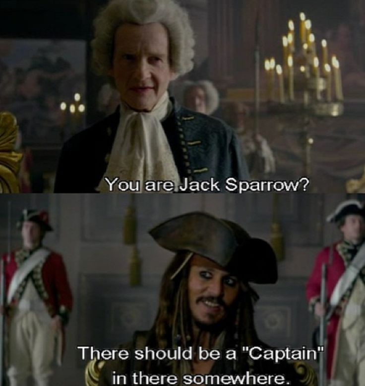 Jack sparrow. Captain jack sparrow